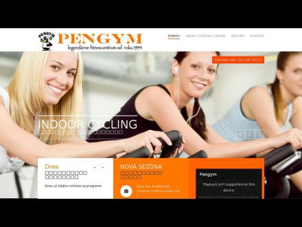 www.pengym.sk