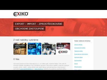 www.exiko.cz