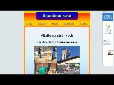 www.ronakom.szm.sk