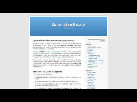 www.aria-studio.cz