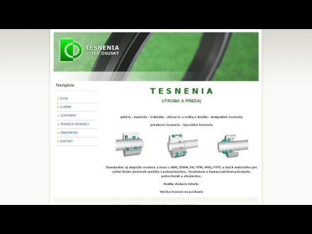www.tesneniaosusky.sk