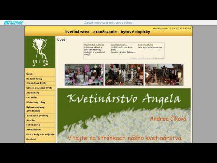 www.angela.wbl.sk