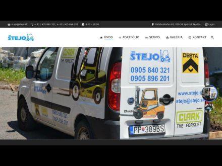www.stejo.sk
