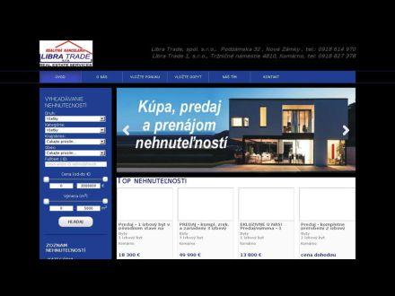 www.libratrade.sk