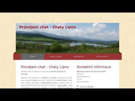 www.chatynalipne.cz