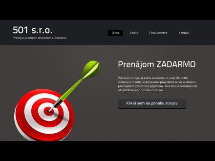www.501.sk