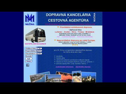 www.mucina.sk