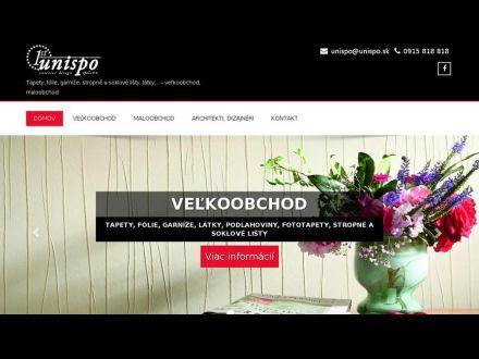 www.unispo.sk