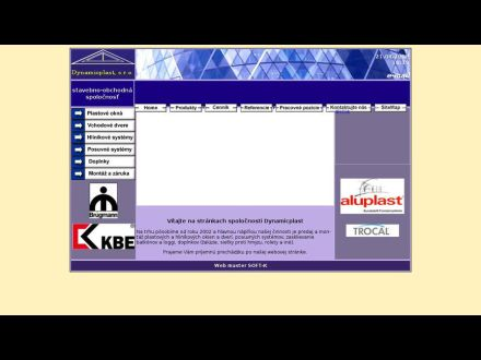 www.dynamicplast.sk