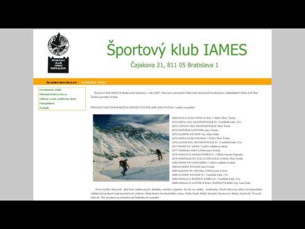 www.skiames.sk