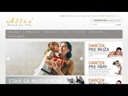 www.adina.sk