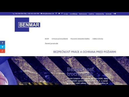 www.benmar.sk