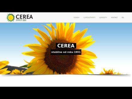 www.cerea.sk
