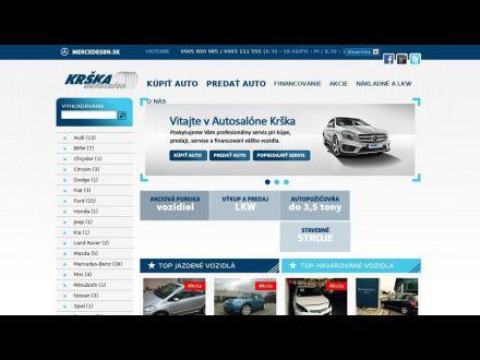 www.autosalonkrska.sk