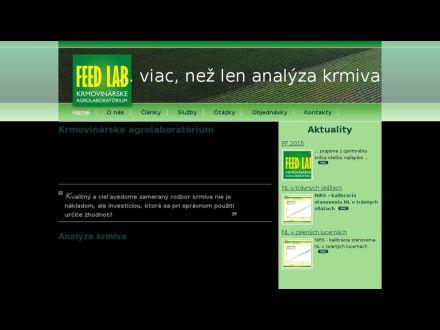 www.feedlab.sk