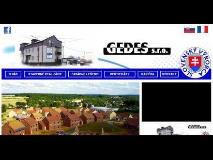 www.gedes.sk