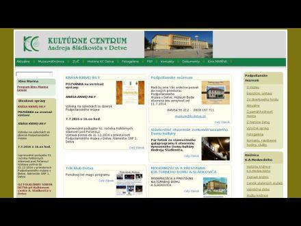 www.kcdetva.sk