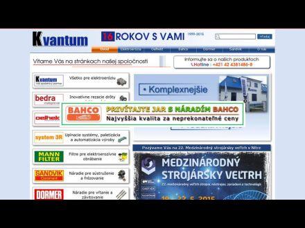 www.kvantum.sk