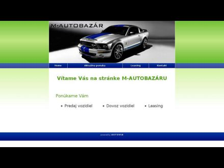 www.m-autobazar.sk