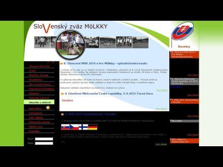 www.molkky.sk