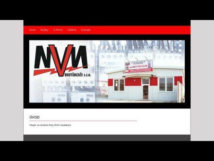 www.mvm.sk
