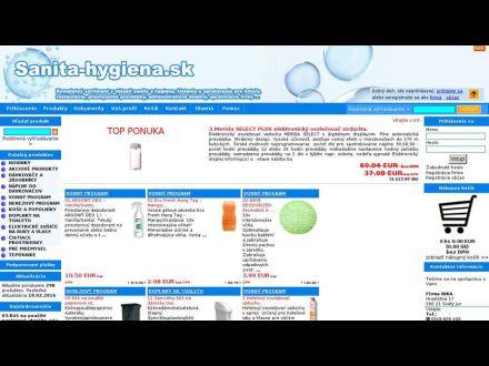 www.sanita-hygiena.sk