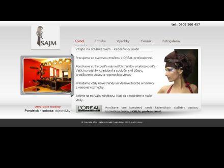 www.sajm.sk