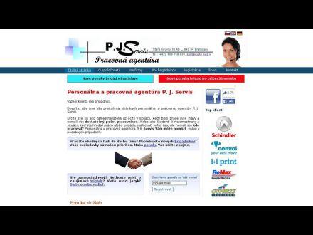 www.pjservis.sk