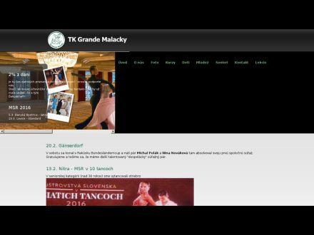 www.tkgrandemalacky.sk