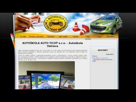 www.autotichy.cz