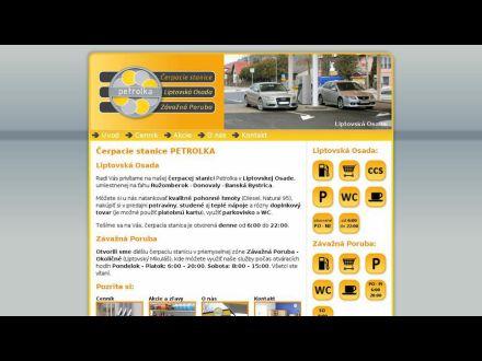 www.petrolka.sk