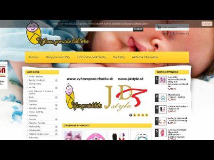 www.jdstyle.sk