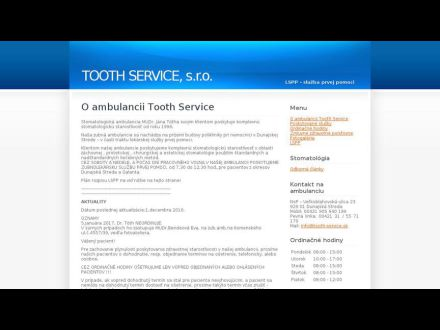 www.tooth-service.sk
