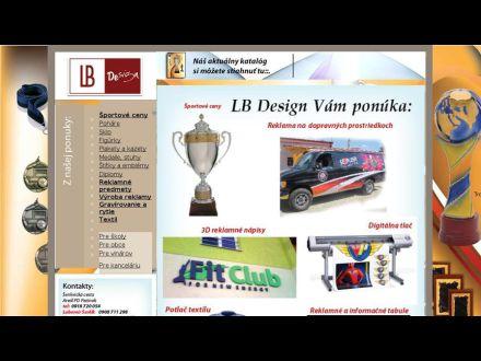 www.lbdesign.sk