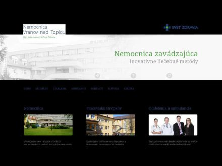 www.procare.sk/nemocnica/vranovska-nemocnica-s/