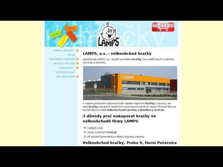 www.lampshracky.cz