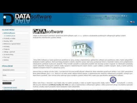 www.datasw.cz