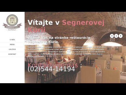 www.segnerlounge.sk