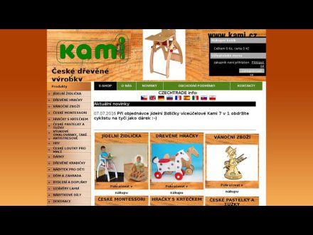 www.kami.cz