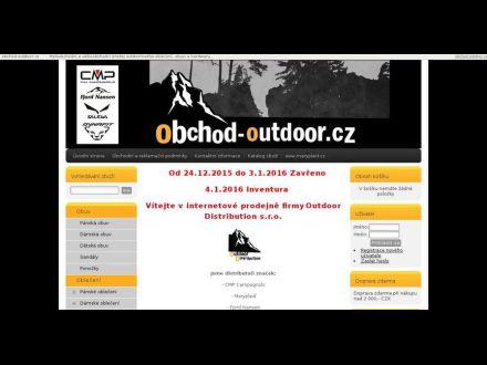 www.obchod-outdoor.cz