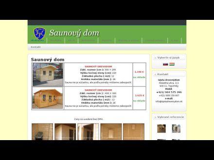 www.saunovydom.sk