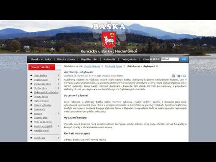 www.baska.cz/prehrada-baska/autokemp-ubytovani