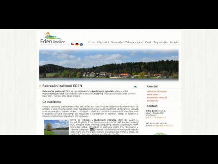 www.eden-jinolice.cz