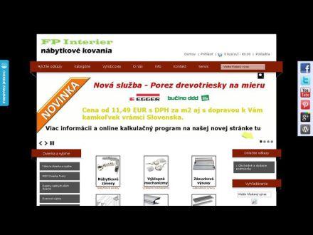 www.fpinterier.sk