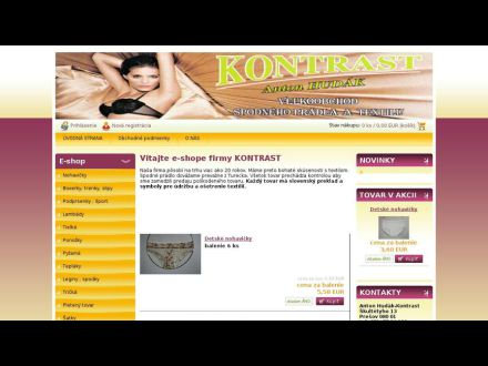 www.webareal.sk/kontrast-textil