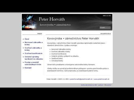 www.peterhorvath.sk