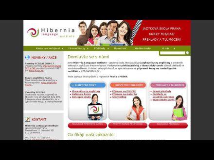www.hibernia-institute.cz