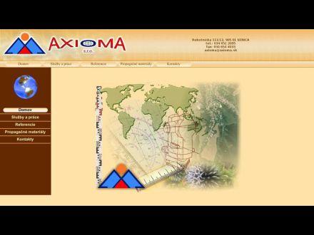 www.axioma.sk