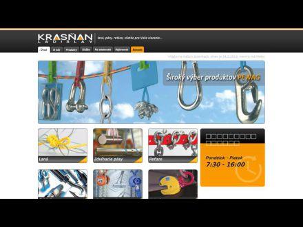 www.krasnan.sk