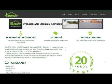 www.izomer.sk